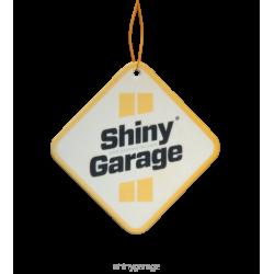 Shiny Garage Square Air Freshener
