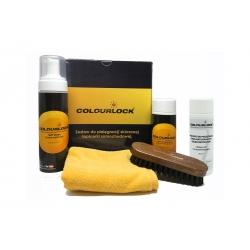 Colourlock - Zestaw SOFT do czyszczenia skóry z mleczkiem pielęgnującym