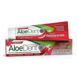 AloeDent Pomegranate Toothpaste Pasta do zębów, 100 ml