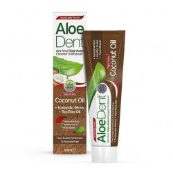 AloeDent Coconut Toothpaste Pasta do zębów, 100 ml