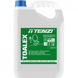 Tenzi Toalex - Dezynfekcja i wybielanie urządzeń sanitarnych, 5l