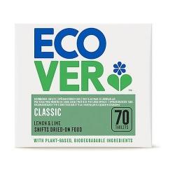 Ecover Dishwasher Tablets - Tabletki do zmywarki 70szt, 1.4kg