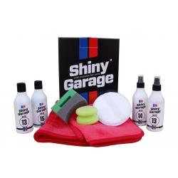 Shiny Garage Sample Kit - Zestaw Kosmetyków Do Auta