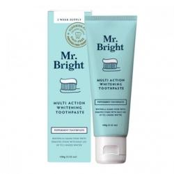 Mr Bright Whitening Gel Toothpaste - Pasta do zębów wybielająca, 100g