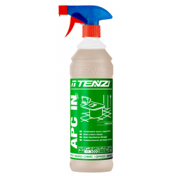 Tenzi - APC in GT - głębokie doczyszczanie: plastiki, skóra, tekstylia