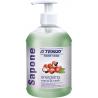 Sapone - Energising Green -mydło w płynie do rak i ciała o zapachu owoców guarany