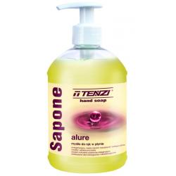 Tenzi - Sapone Alure - mydło w płynie do rąk i ciała o zapachu perfum 500ml