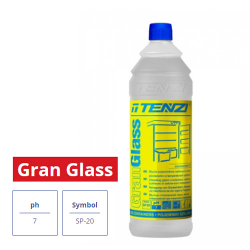 Tenzi Gran Glass - płyn do mycia lodówek, chłodziarek 1l