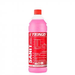 Tenzi - Sanit Dez 1l - Antybakteryjny preparat do mycia pomieszczeń i urządzeń sanitarnych