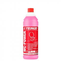Tenzi - WC Power 1l - Myjąco-dezynfekujący koncentrat do wc, wanien, kabin prysznicowych, koszy na śmieci
