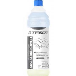 Tenzi - Doczyszczanie kostki brukowej 1 - Super silny środek do czyszczenia kostki brukowej myjką wysokociśnieniową gorącowodną