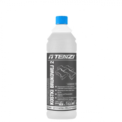 Tenzi - Doczyszczanie kostki brukowej 2 - środek do powierzchniowego czyszczenia kostki brukowej poprzez szorowanie