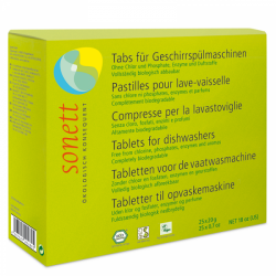 Sonett - tabletki do zmywarki 25szt