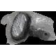 Alplast - szczotka do opon - szara