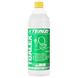 Tenzi - Toalex 1l - Antybakteryjny żel chlorowy do mycia i dezynfekcji WC, muszli klozetowych, pisuarów, bidetów