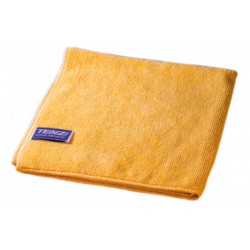 Tenzi Ręcznik z mikrofibry żółty 38x38cm 325 gr