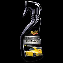Meguiar's Ultimate Quik Wax - syntetyczny wosk samochodowy w sprayu 450 ml