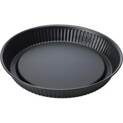 Okrągła płytka forma do pieczenia 28 cm