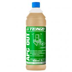 Tenzi - APC Out 1l - Preparat do doczyszczania zewnętrznych powierzchni - dachy, elewacje, fasady, kostka brukowa
