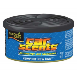 Zapach California Scents Car Scents Newport New Car