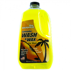 Treatment - Wash & Wax Car Wash Concentrate - koncentrat myjący, 1,9 l
