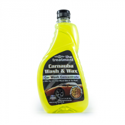 Treatment - Wash & Wax Car Wash Concentrate - koncentrat myjący, 651 ml